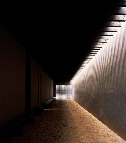 Design: Tadao Ando The Home of Fashion Designer and Film Director Tom Ford
