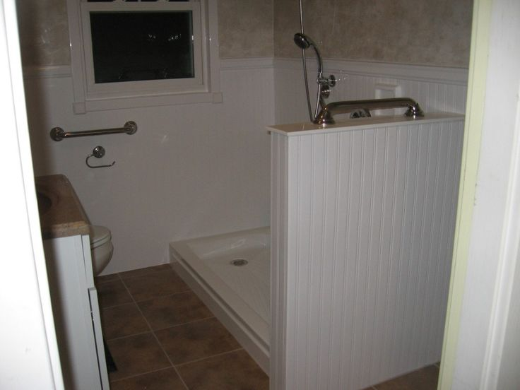 17 best images about bead board wainscoting ideas on pinterest dining rooms wainscoting ideas for How high should wainscoting be in a bathroom
