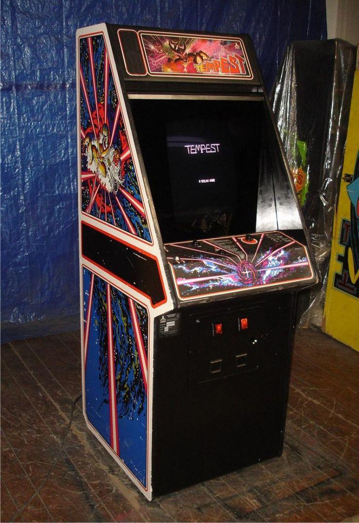 1981: Tempest! Avoid the spikes...