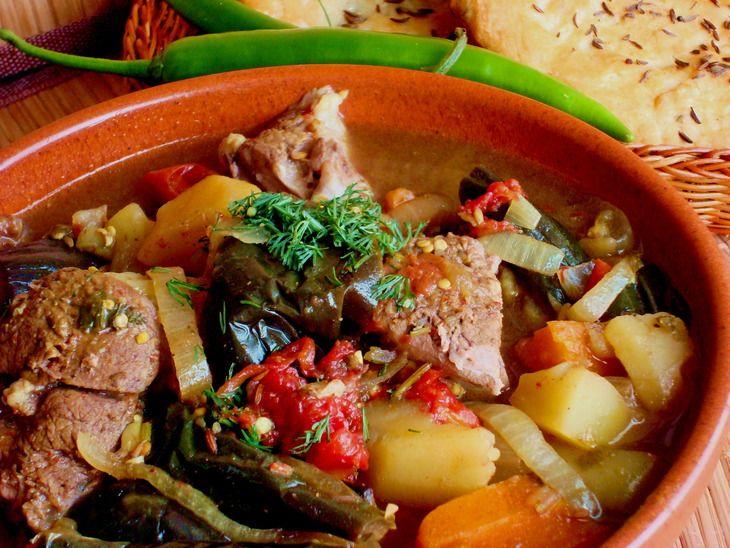Как приготовить Чанахи(грузинская кухня ) - LALI-FOOD