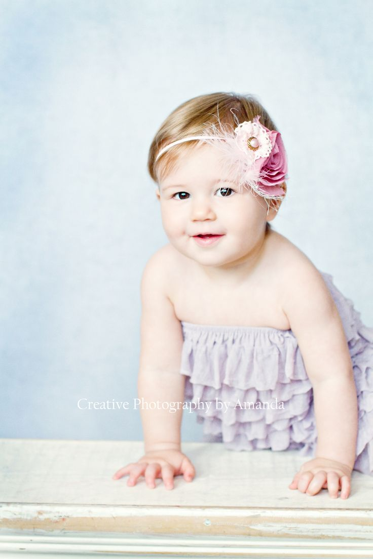24 best One year Birthday Shoots images on Pinterest | Creative ...