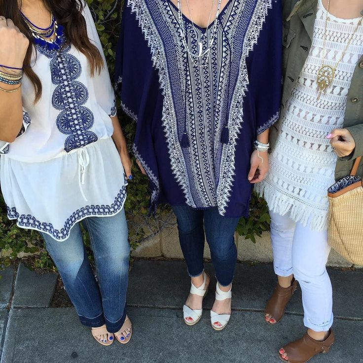 It's not just about jewelry anymore. We're so excited to launch our new tunics next week  and to show you all of our favorite ways to wear! #stelladotstyle #sdsneak #summer #newarrivals http://www.stelladot.com/angiehurlburt