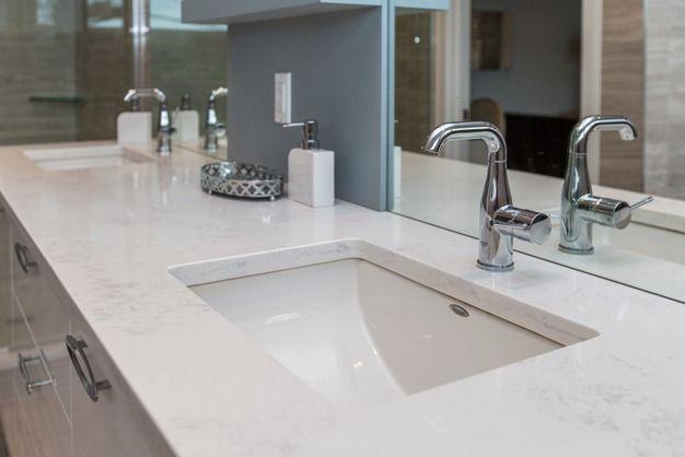Premium bathroom fixtures in our 235 Carleton Avenue property.