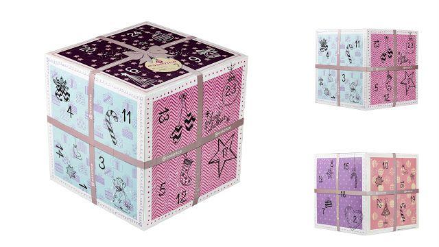 "essence σειρά ""advent calendar""   Anastasia's Beauty Secrets"
