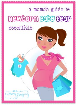 A Mamas Guide to Baby Gear Essentials - From one mom to another, here are my favorite products for babies!