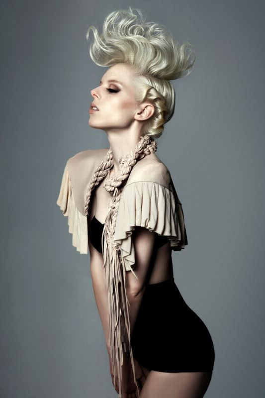 editorial hair styling 17 best ideas about high fashion hair on 4514