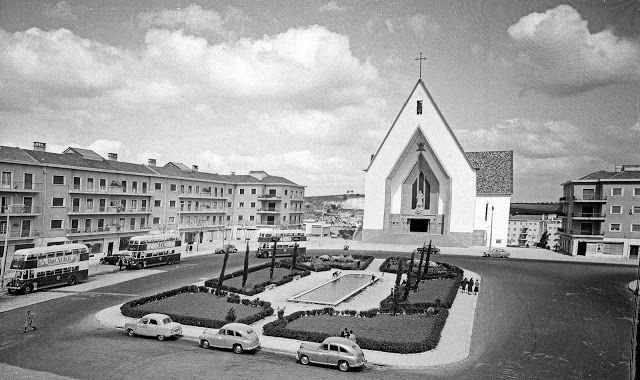 Lisboa de Antigamente: Igreja de São João de Brito
