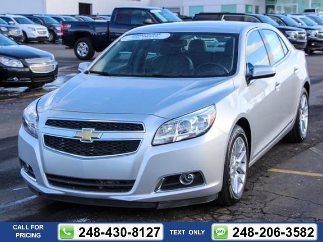2013 Chevrolet Chevy Malibu Eco 41k miles $14,500 41042 miles 248-430-8127 Transmission: Automatic  #Chevrolet #Malibu #used #cars #BillFoxChevroletUsedCars #Rochester #MI #tapcars