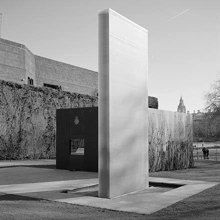 Material Matters: Glass #glass #london #obelisk #sculpture #opaque #metal #stone
