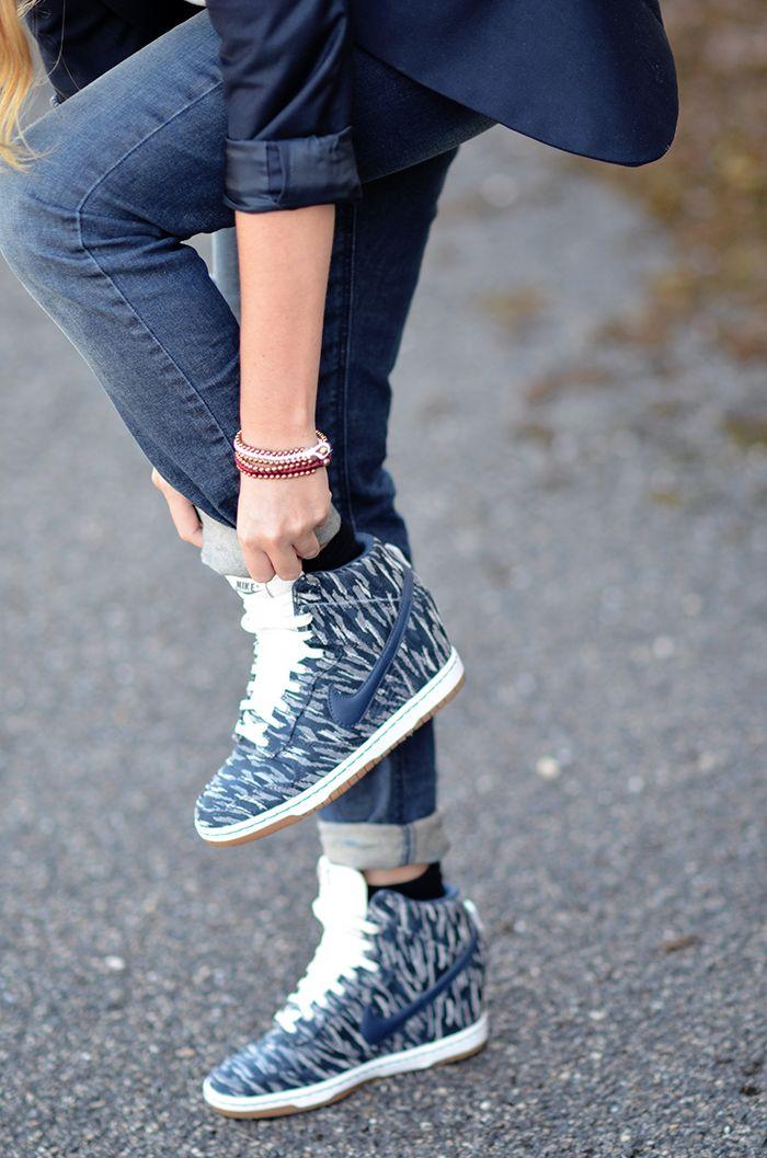 #nike #sneakers #basket