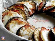 Melanzane al forno con patate e mozzarella, golosissimo e saporito secondo piatto