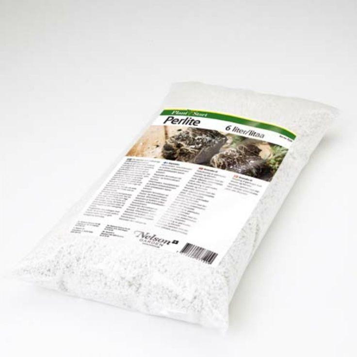 Et naturlig jordforbedringsmiddel som gjør jorden porøs og gir luft til røttene. Sørger for at frø gror raskere og at unge røtter blir sterkere.  ...