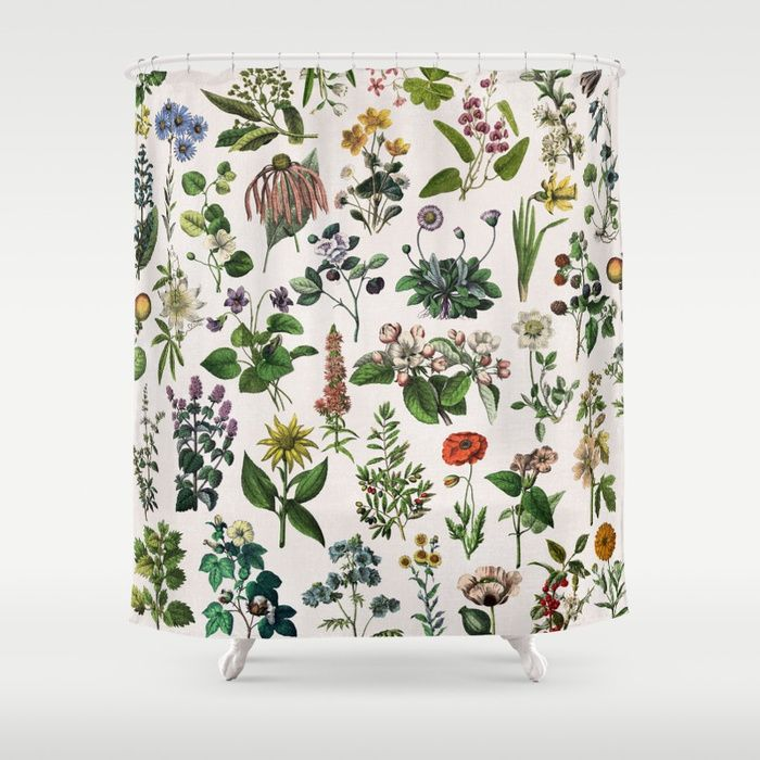 Customize Your Bathroom Decor With Unique Shower Curtains Designed