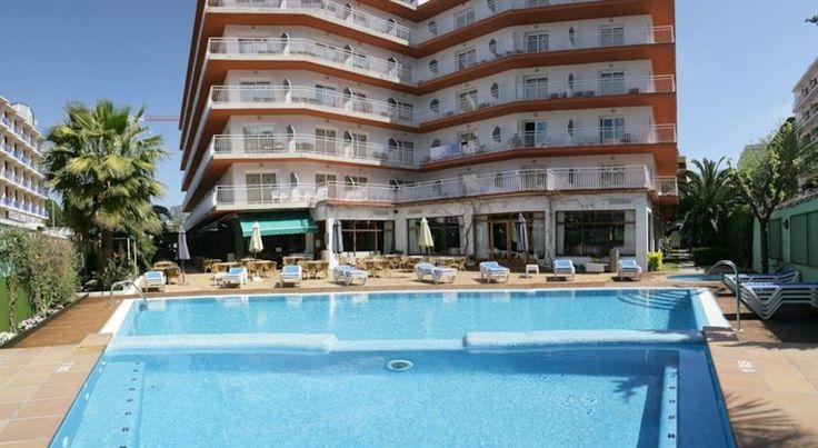 Hotel Alhambra, Santa Susanna, Costa Brava