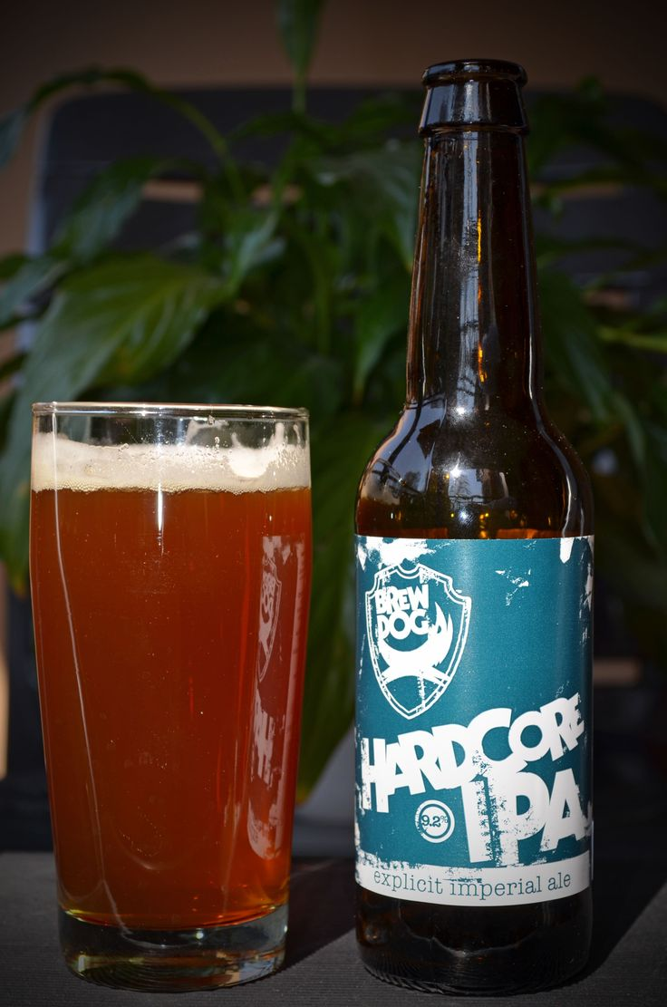 Brew Dog - Hardcore IPA