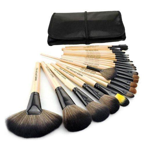 1 Set (24 pezzi) Pennelli Cosmetici Professionale Naturale per Ombretto Trucco   http://www.savelgo.it/1set24pezzipennellicosmeticoprofessionalenaturaleperombrettotrucco/offers/unknow/1set24pezzipennellicosmeticoprofessionalenaturaleperombrettotrucco