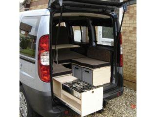 FIAT DOBLO ACTIVE  1.4 petrol   56 plate   MPV 5 seater   MICRO CAMPER Norwich Picture 2