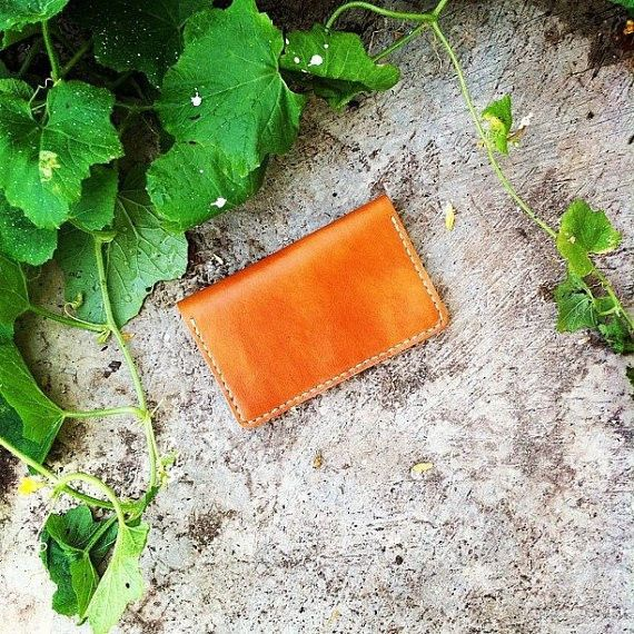 Wallet for iPhone and Passport (Color Tanned)