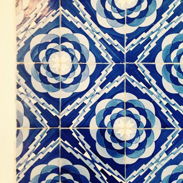 Azulejos da Sinagoga do Porto - Beija-flor