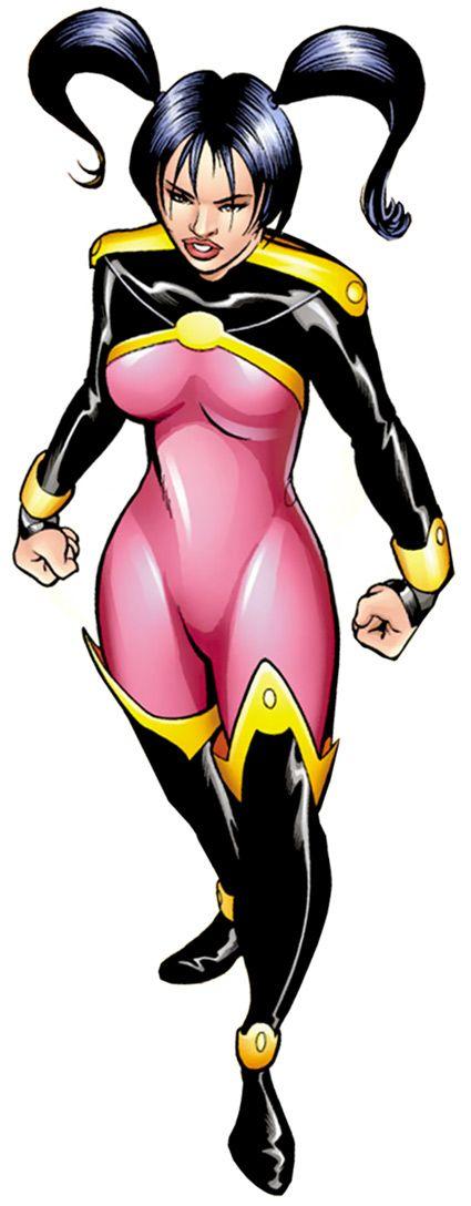 Sunfire - Marvel Comics - EXiles - Mariko Yashida