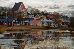 Porvoo ~ Southern Finland