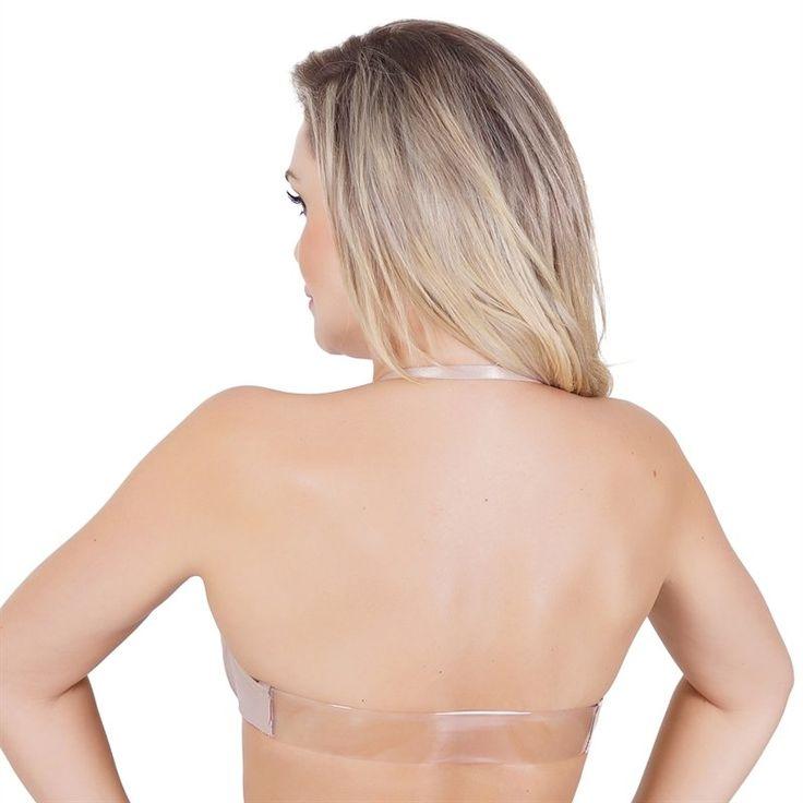 Sutiã costas de silicone - Comprar em Scarlet Lingerie