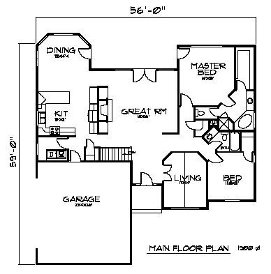 Rds from 2 bedroom house plans to tiny house plans and for Blueprint small house plans