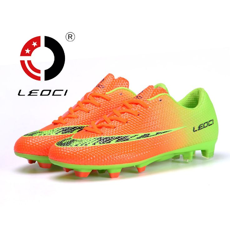 2016 New Brand Football Soccer Shoes For Hard Court Outdoor Turf Men Boy Kids Soccer Cleats Boot Kids' Sneakers Size 33-36 US $47.00 - http://beatthetopofyourgame.space/2016-new-brand-football-soccer-shoes-for-hard-court-outdoor-turf-men-boy-kids-soccer-cleats-boot-kids-sneakers-size-33-36-us-47-00/
