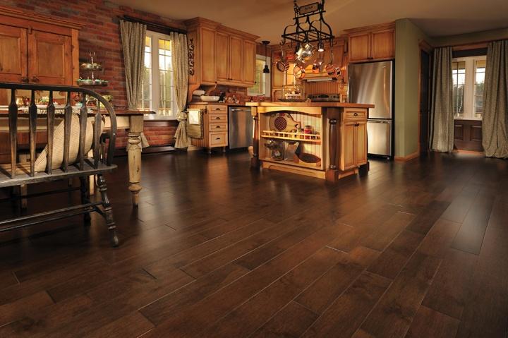 Aged maple hardwood flooring brownie color sweet memories for Hardwood flooring distributors