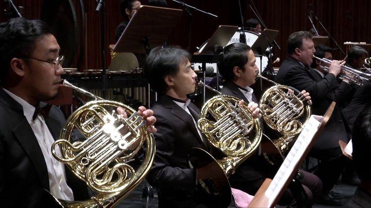 G. Holst: The Planets, Dariusz Mikulski & Thailand Philharmonic Orchestra