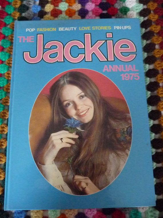 Jackie Annual 1975 by Retroporium on Etsy, £10.00 #vintage