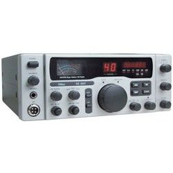 Galaxy 40 Channel Base Station CB Radio with 6 Digit Frequency Counter - DX-2547