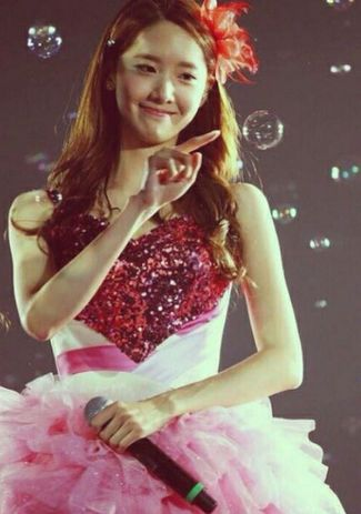 Yoona world Tour
