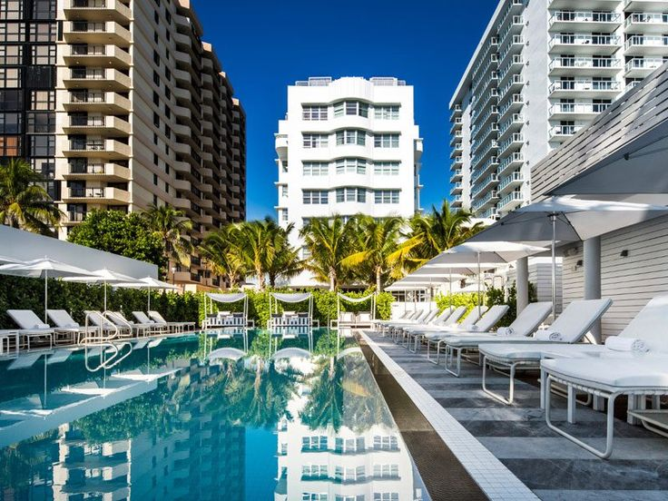 8 Best Hotels in South Beach, Miami