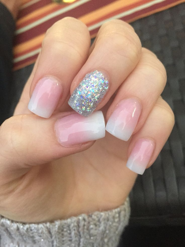 1000+ Ideas About Pink Ombre Nails On Pinterest