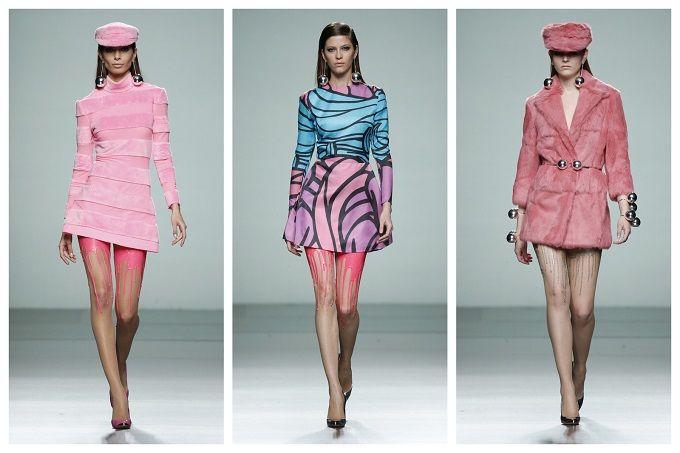 Moda Preview | María Escoté Otoño 2015 | http://www.modapreviewinternational.com