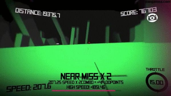 Voxel Rush: 3D Racer Free - Superfast, minimalistic and extreme 3D racing game