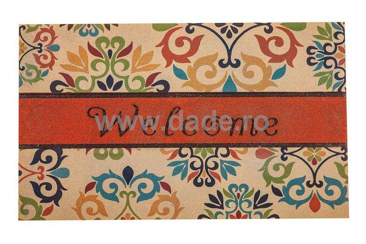 Covoras de intrare Welcome-big