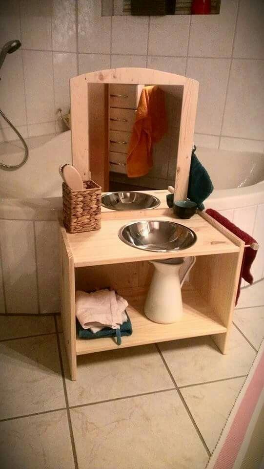Ikea RAST Waschtisch DIY …