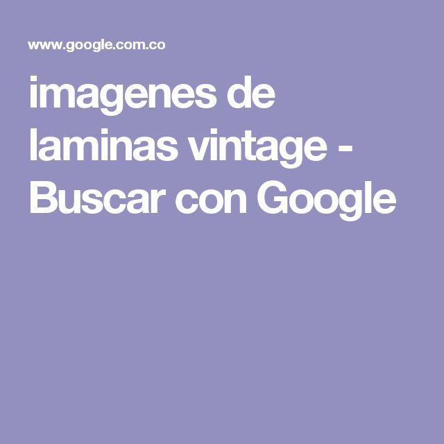 imagenes de laminas vintage - Buscar con Google