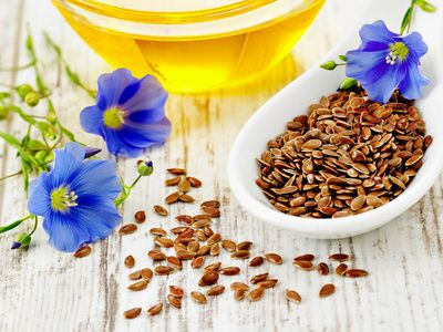 Strahlende Gesundheit mit Leinöl - Superfood