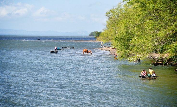 Ile Ometepe Lac Nicaragua