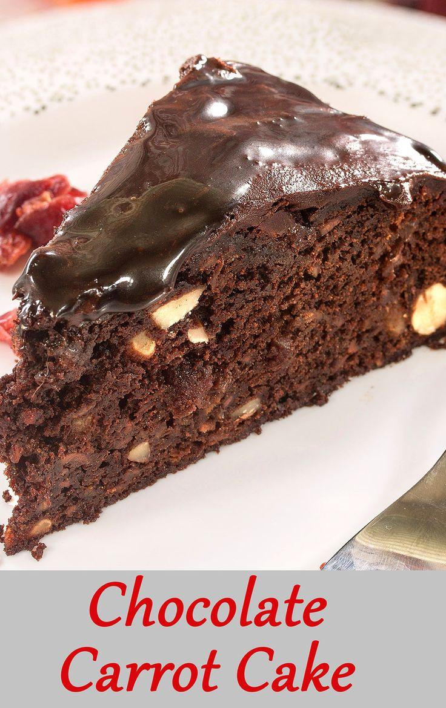 Best 25 Chocolate Carrot Cake Ideas On Pinterest Easter