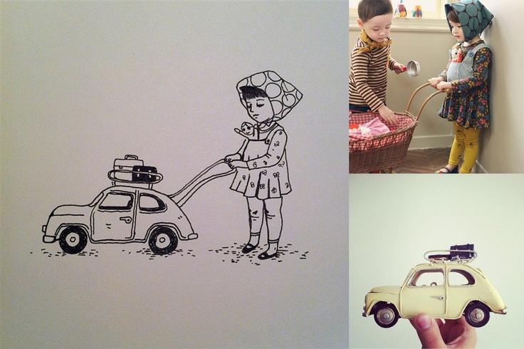 Doodlegram, o Insta ilustrado | P3