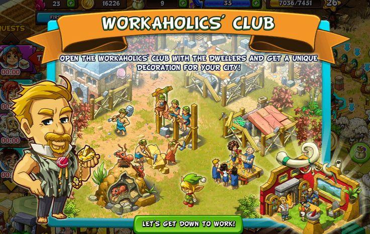 Workaholics' Club http://wp.me/p4gCBu-sF #newrockcity