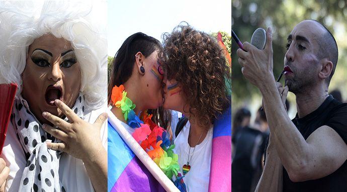 Toscana Pride: il giorno in foto 27 Maggio 2017