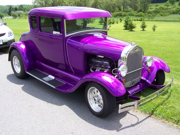 Wow. My husband wants one soooo bad i dont think he would even mind that its purple... he would just save up for a paint job lol