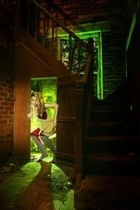 Doll House photoshoot