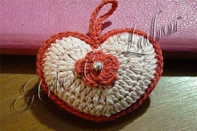 Chaveiro Heart