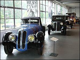 Automobilie Welt, Eisenach, Thüringen, Germany